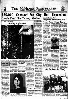 McHenry Plaindealer (McHenry, IL), 18 Dec 1968