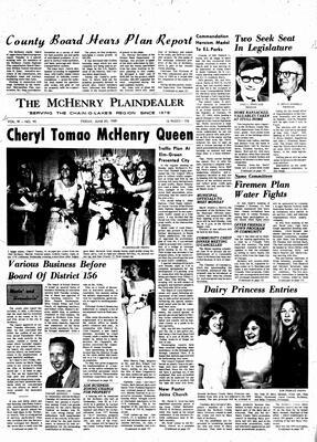 McHenry Plaindealer (McHenry, IL), 20 Jun 1969