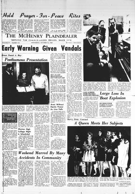 McHenry Plaindealer (McHenry, IL), 15 Oct 1969