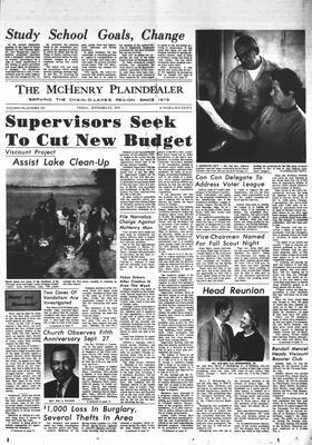 McHenry Plaindealer (McHenry, IL), 25 Sep 1970