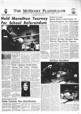 McHenry Plaindealer (McHenry, IL), 10 Mar 1971
