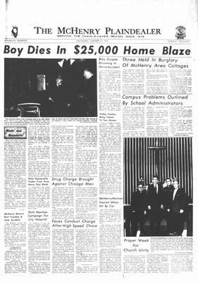McHenry Plaindealer (McHenry, IL), 12 Jan 1972