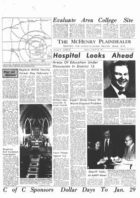 McHenry Plaindealer (McHenry, IL), 28 Jan 1972