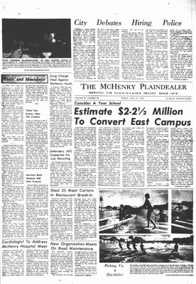 McHenry Plaindealer (McHenry, IL), 19 Jul 1974