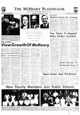 McHenry Plaindealer (McHenry, IL), 30 Aug 1978