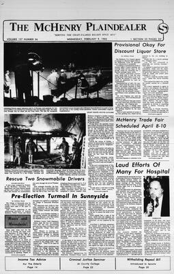 McHenry Plaindealer (McHenry, IL), 9 Feb 1983