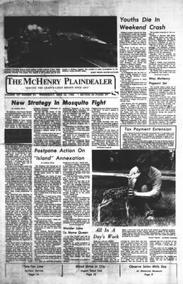 McHenry Plaindealer (McHenry, IL), 22 Jun 1983