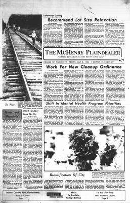 McHenry Plaindealer (McHenry, IL), 8 Jul 1983