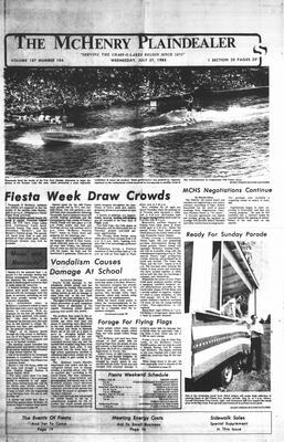McHenry Plaindealer (McHenry, IL), 27 Jul 1983