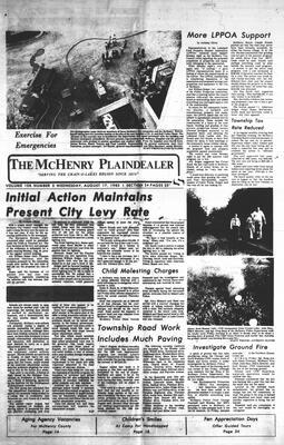 McHenry Plaindealer (McHenry, IL), 17 Aug 1983