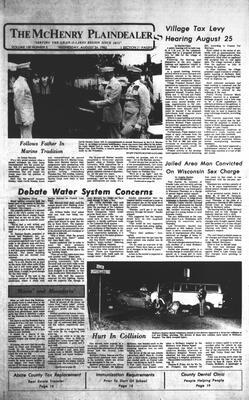 McHenry Plaindealer (McHenry, IL), 24 Aug 1983