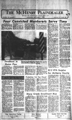 McHenry Plaindealer (McHenry, IL), 7 Sep 1983