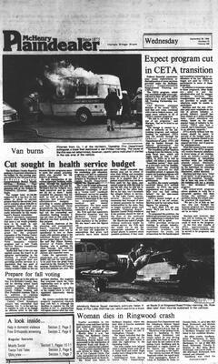 McHenry Plaindealer (McHenry, IL), 28 Sep 1983