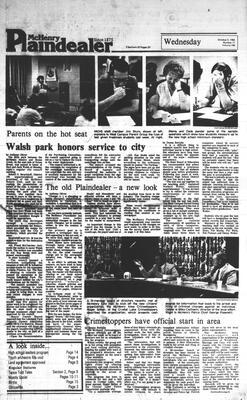 McHenry Plaindealer (McHenry, IL), 5 Oct 1983