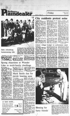 McHenry Plaindealer (McHenry, IL), 7 Oct 1983