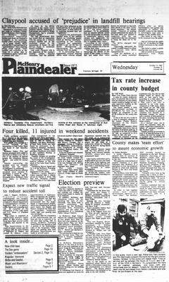 McHenry Plaindealer (McHenry, IL), 12 Oct 1983