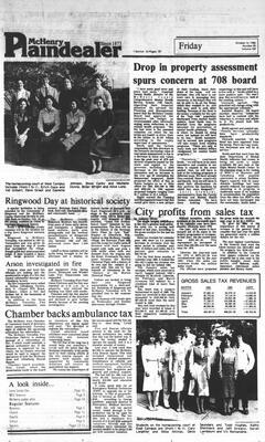 McHenry Plaindealer (McHenry, IL), 14 Oct 1983