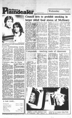 McHenry Plaindealer (McHenry, IL), 19 Oct 1983