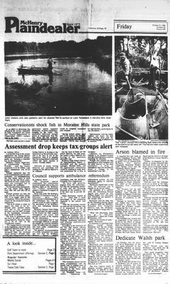 McHenry Plaindealer (McHenry, IL), 21 Oct 1983