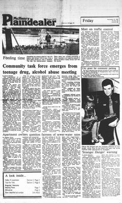 McHenry Plaindealer (McHenry, IL), 18 Nov 1983