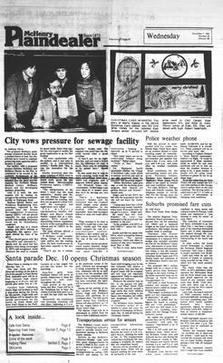McHenry Plaindealer (McHenry, IL), 7 Dec 1983