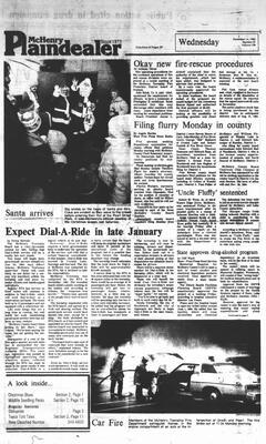McHenry Plaindealer (McHenry, IL), 14 Dec 1983