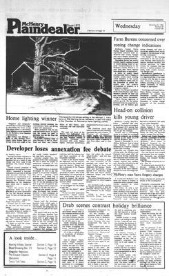 McHenry Plaindealer (McHenry, IL), 21 Dec 1983