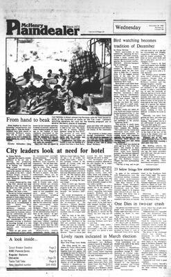 McHenry Plaindealer (McHenry, IL), 28 Dec 1983
