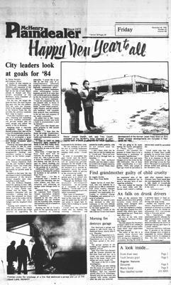 McHenry Plaindealer (McHenry, IL), 30 Dec 1983