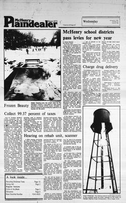 McHenry Plaindealer (McHenry, IL), 4 Jan 1984