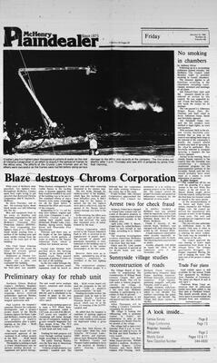 McHenry Plaindealer (McHenry, IL), 13 Jan 1984