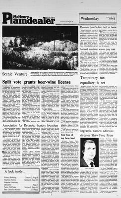 McHenry Plaindealer (McHenry, IL), 18 Jan 1984