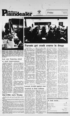 McHenry Plaindealer (McHenry, IL), 20 Jan 1984