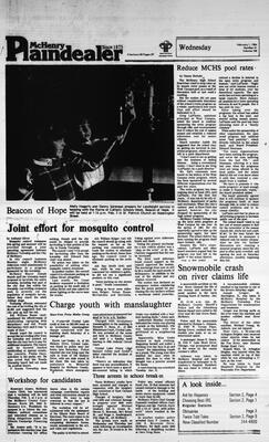 McHenry Plaindealer (McHenry, IL), 1 Feb 1984