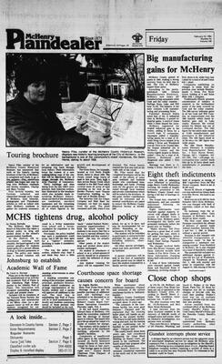 McHenry Plaindealer (McHenry, IL), 10 Feb 1984