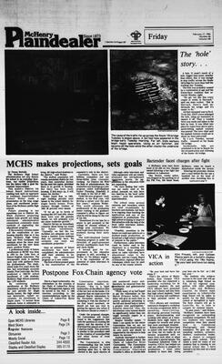 McHenry Plaindealer (McHenry, IL), 17 Feb 1984