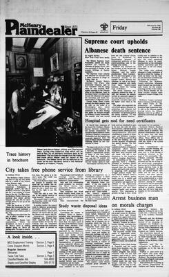 McHenry Plaindealer (McHenry, IL), 24 Feb 1984
