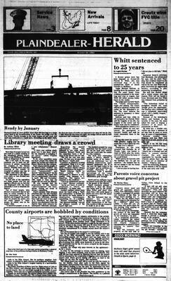 McHenry Plaindealer (McHenry, IL), 24 Oct 1984