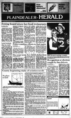 McHenry Plaindealer (McHenry, IL), 26 Oct 1984