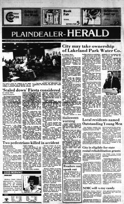 McHenry Plaindealer (McHenry, IL), 31 Oct 1984