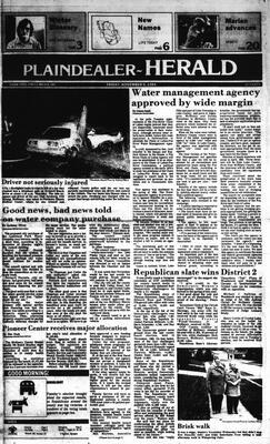 McHenry Plaindealer (McHenry, IL), 9 Nov 1984