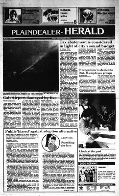 McHenry Plaindealer (McHenry, IL), 23 Nov 1984