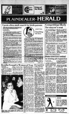 McHenry Plaindealer (McHenry, IL), 28 Nov 1984