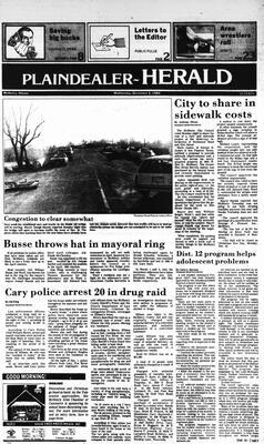 McHenry Plaindealer (McHenry, IL), 5 Dec 1984