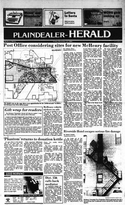 McHenry Plaindealer (McHenry, IL), 14 Dec 1984
