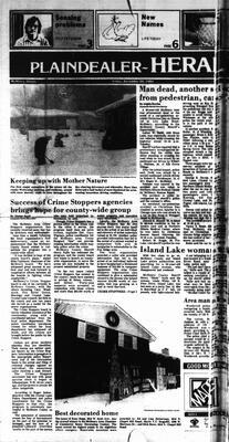 McHenry Plaindealer (McHenry, IL), 28 Dec 1984