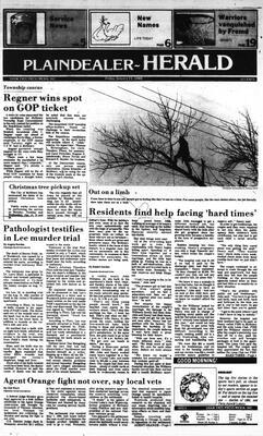 McHenry Plaindealer (McHenry, IL), 11 Jan 1985