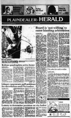 McHenry Plaindealer (McHenry, IL), 25 Jan 1985
