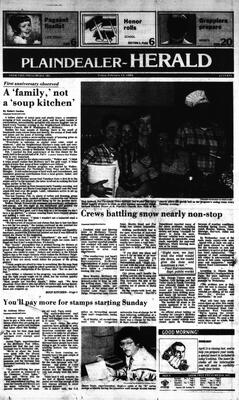 McHenry Plaindealer (McHenry, IL), 15 Feb 1985