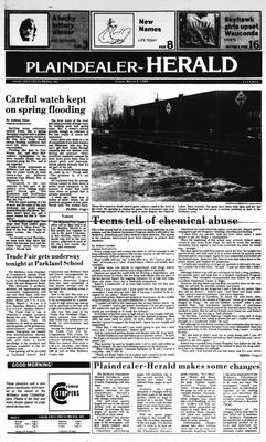 McHenry Plaindealer (McHenry, IL), 1 Mar 1985